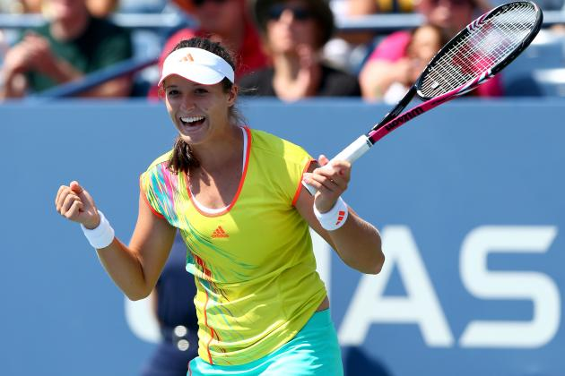 Can Laura Robson Rise to the Top of the WTA?