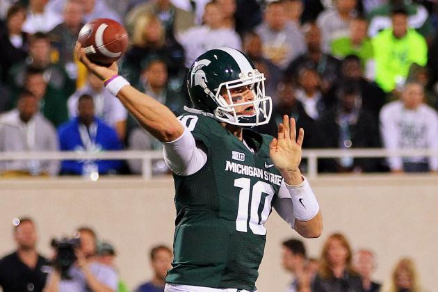 How Can Michigan State's Offense Get Back in Sync?