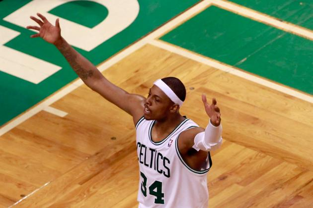 Boston Celtics' Paul Pierce: 'The Captain',  'The Truth' and His Legacy