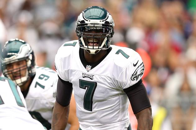 Andy Reid on Michael Vick's Starting Job: 'We'll Evaluate It as We Go'