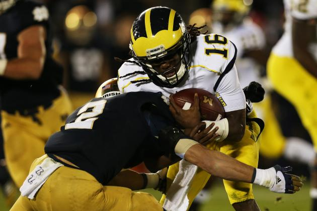 What's Wrong with Big Ten Football in 2012?