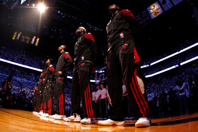 Breaking Down the Miami Heat's 2012-13 Rotation