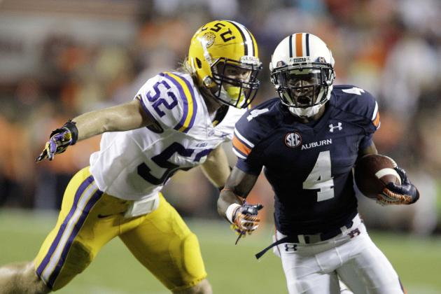 Auburn Football: Auburn Shows Us How to Win in a Loss Against LSU