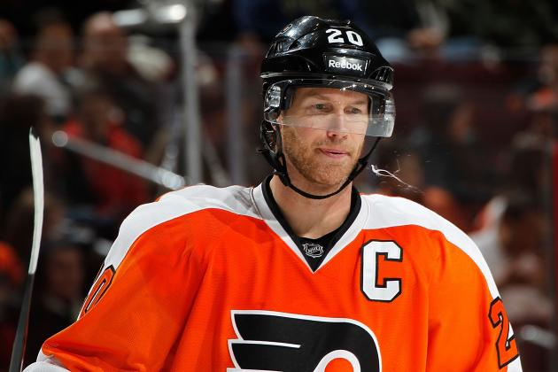 Report: Why Flyers D Chris Pronger Can't Hint at Retirement