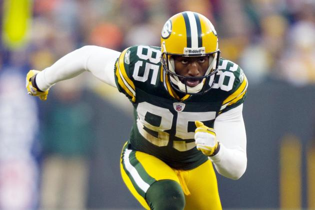 Greg Jennings: Don't Expect Big Numbers from Packers WR on Monday Night