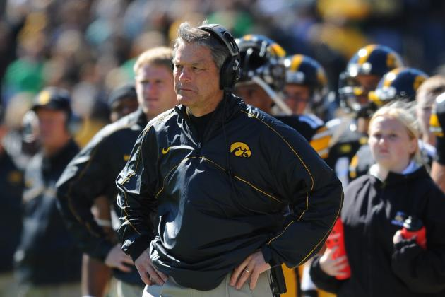 Iowa Football: Kirk Ferentz Has the Worst Contract in All of College Football