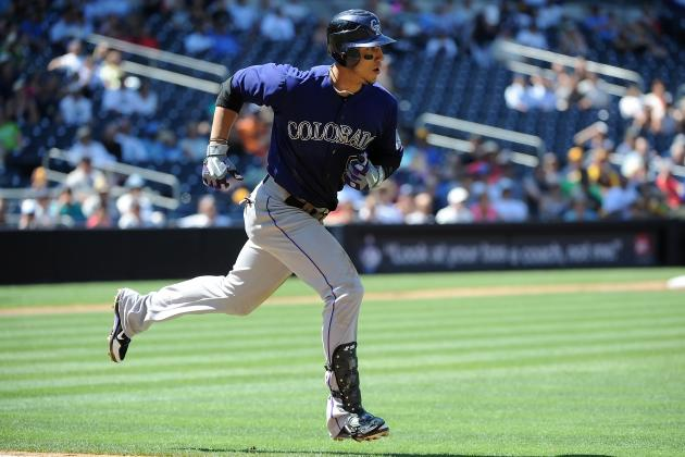 Carlos Gonzalez, Dexter Fowler out with injuries for slumping Rockies