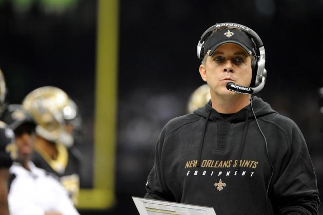 New Orleans Saints' 0-3 Record Proves Sean Payton's True Influence