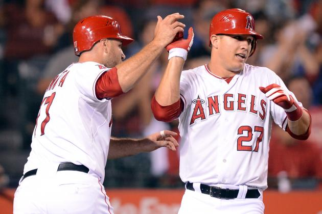 Mike Trout Is Your AL MVP (WAR Says So)