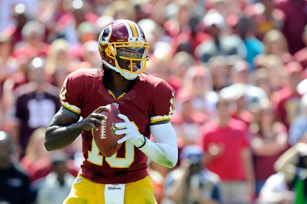 3 Areas Where Robert Griffin III's Game Must Improve Most