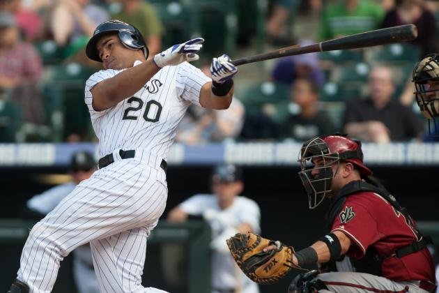 The Rockies' Wilin Rosario May Be the Best Rookie You're Not Hearing About