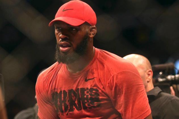 UFC Light Heavyweight Champion Jon Jones Is Beyond the Realm of Rational Thought