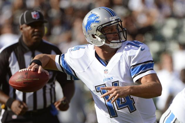 Matthew Stafford Injury: Shaun Hill Is Sneaky Fantasy Play If QB Misses Any Time