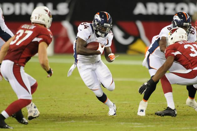 Denver Broncos Foolish Not to Put Ronnie Hillman on the Field