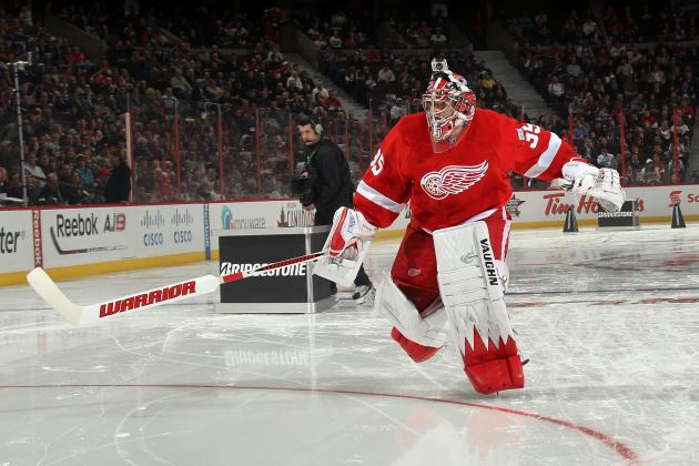 Detroit Red Wings: Why 2012-13 Will Be a Make-or-Break Season for Jimmy Howard