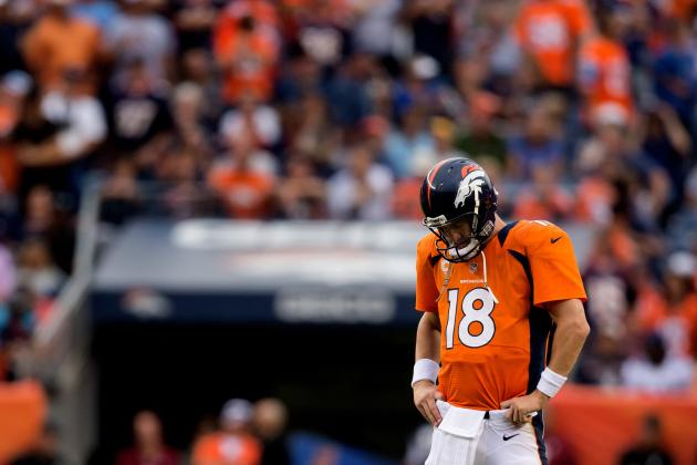 Peyton Manning Guarantees the Denver Broncos Nothing in the Postseason