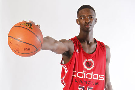 CBB Recruiting: 5-Star PF Noah Vonleh Reclassifies; Who Are the Early Leaders?