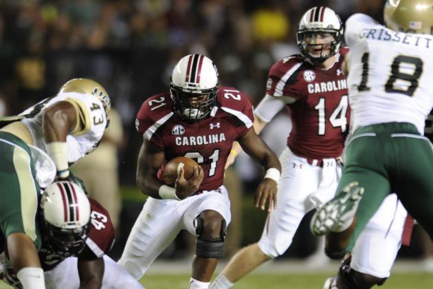 South Carolina Football: Despite QB Success, Lattimore Still Gamecocks Anchor