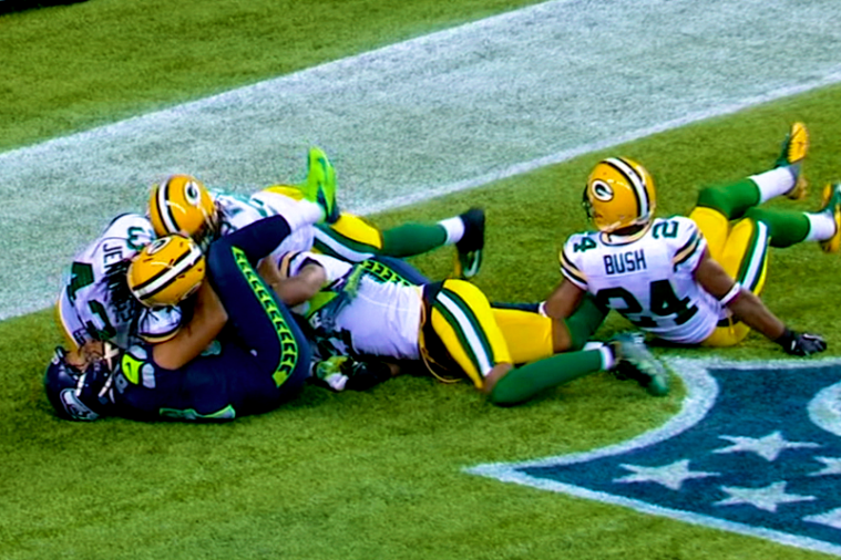 Seahawks vs. Packers: Controversial Hail Mary Touchdown Call