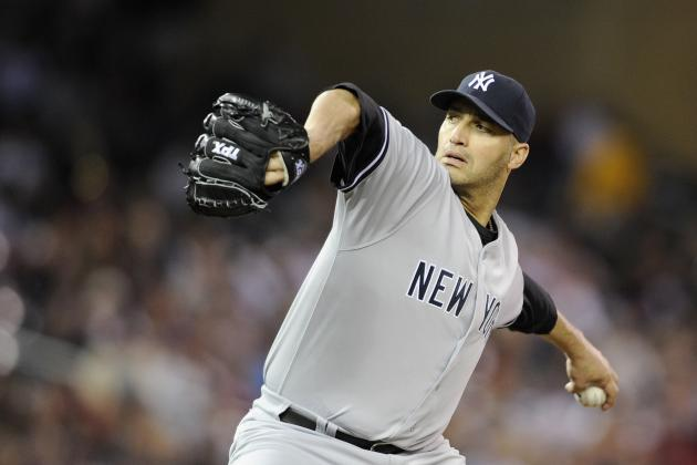 Yankees vs Twins: Andy Pettitte Tosses 6 Scoreless Innings in 6-3 Victory