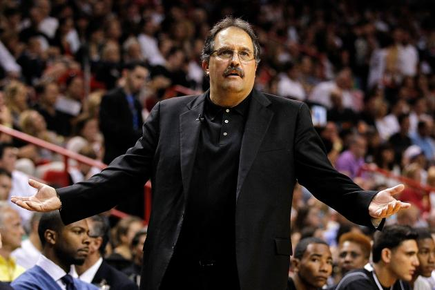 Why Stan Van Gundy Should Replace Vinny Del Negro as L.A. Clippers Coach