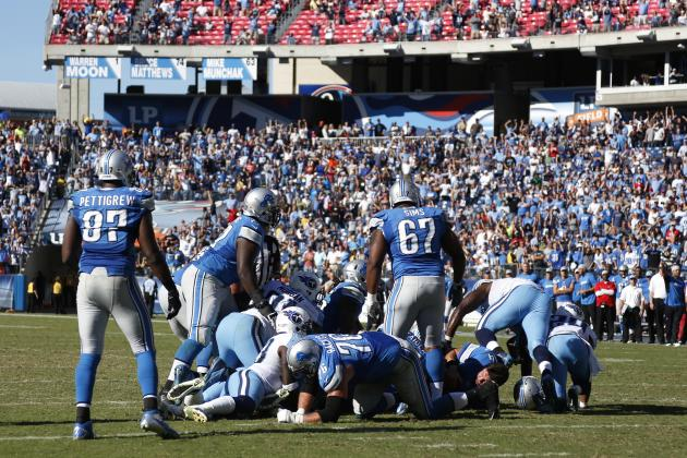 Detroit Lions Were Wrong to Play for Field Goal in Overtime