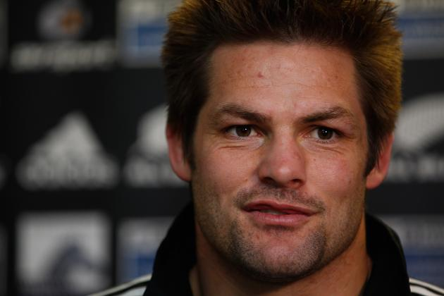 Rugby News: Richie McCaw Eyes 2015 World Cup, Takes 6-Month Sabbatical