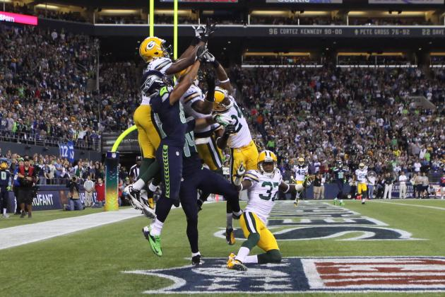 Packers vs. Seahawks: Referees Cost Packers a Game in Rough Monday Night Match
