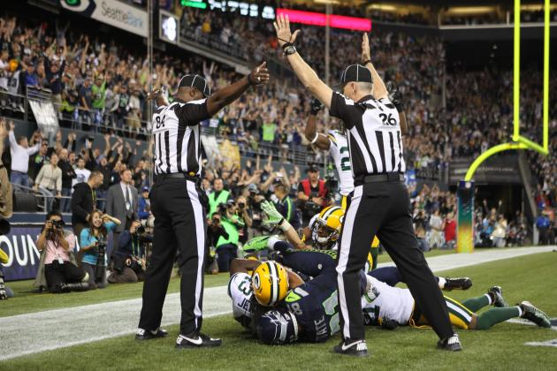 Packers vs. Seahawks: The Replacement Officials Finally Broke the NFL