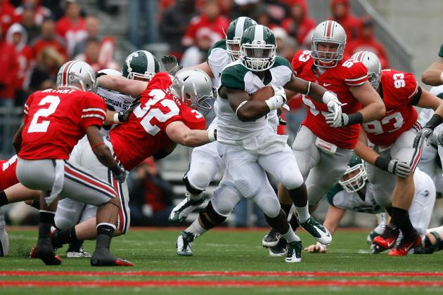 Ohio State vs. Michigan State: TV Schedule, Radio, Game Time & More