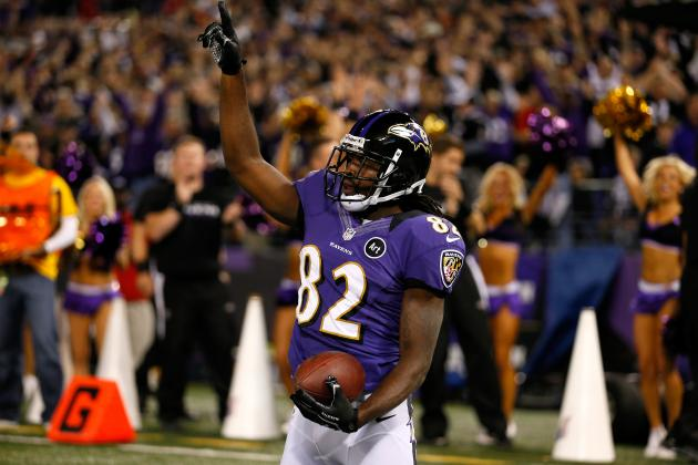 Baltimore Ravens' Torrey Smith Will Turn Tragedy into a Tremendous Year