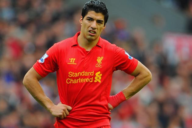 Luis Suárez Is the Victim of a Referee Witch-Hunt over Unfair Reputation