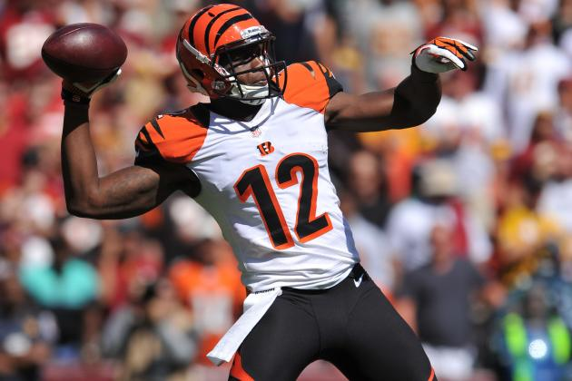 How the Cincinnati Bengals Used the Wildcat to Beat the Washington Redskins