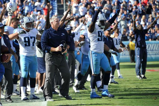 Tennesse Titans: Who Is the Best Player for the Titans Right Now?
