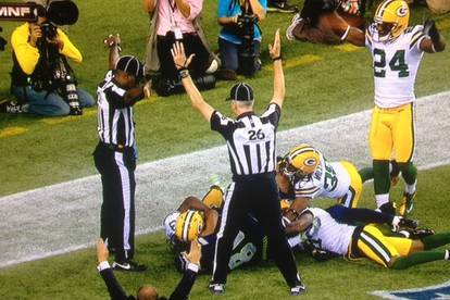Roger Goodell Must Get the Real Officials Back to Protect the Shield