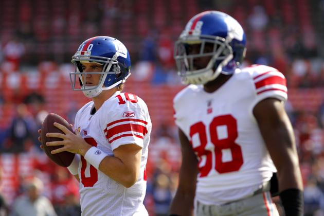 Who Is the Best New York Giant Right Now?