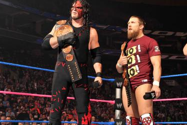WWE: Kane and Daniel Bryan Are Only a Short-Term Fix for the Tag Team Division