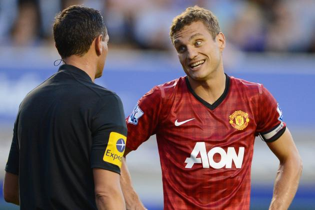 Vidic Injury Update: Key Fixtures the Serbian Defender Will Miss