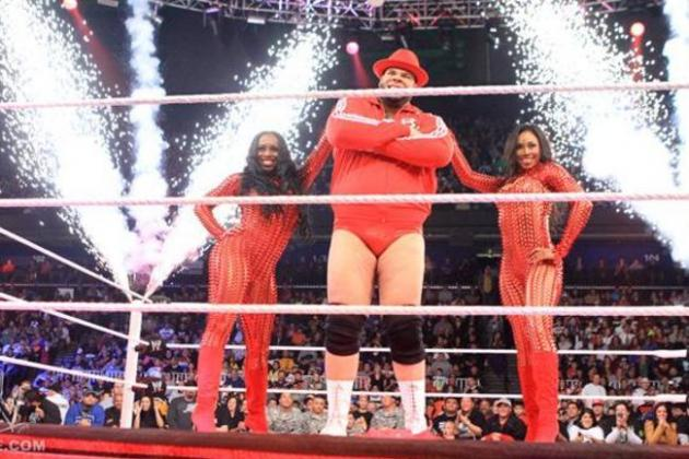 Brodus Clay and Tensai, Why Are They in WWE?