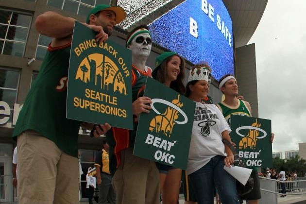 Seattle City Council Votes in Favor of New Arena Deal