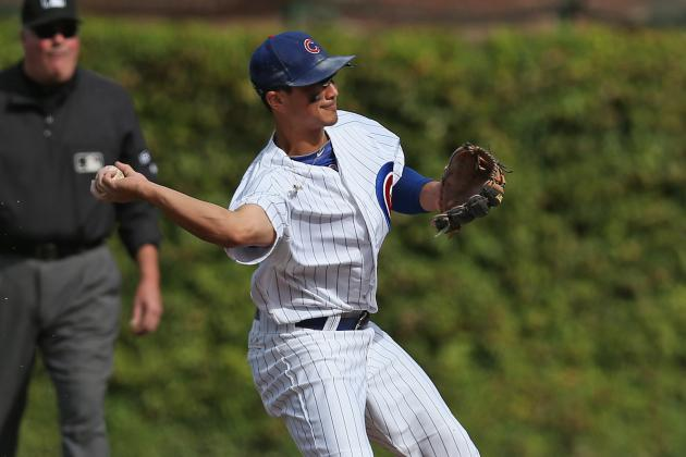 Cubs Regulars Can Expect Time off — Except Darwin Barney