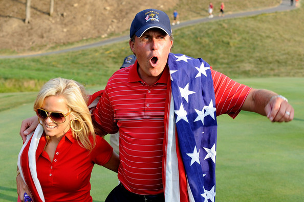 5 Reasons Phil Mickelson Will Excel at the 2012 Ryder Cup