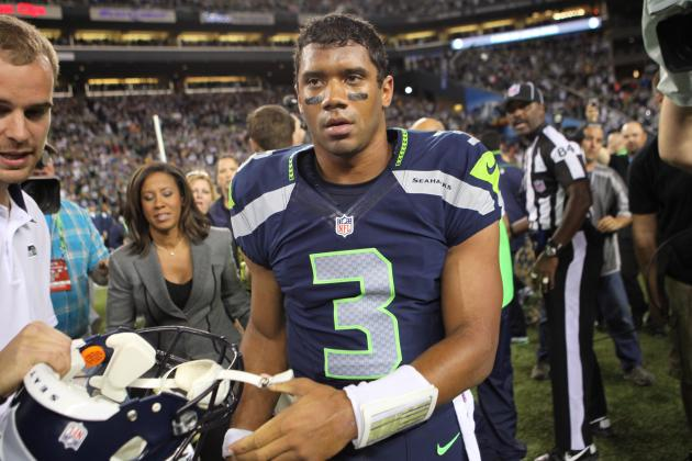 Report: Seahawks Quarterback Called Wrong Play on Hail Mary