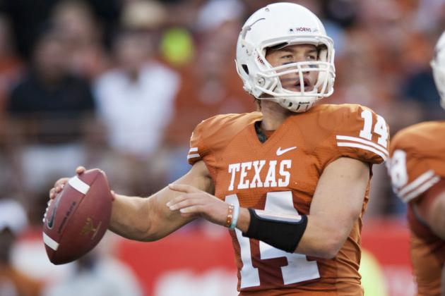 Texas vs. Oklahoma State: TV Schedule, Live Stream, Radio, Game Time and More