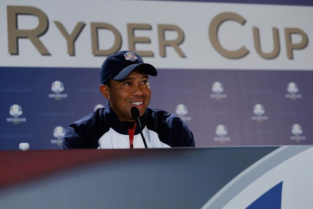 Ryder Cup 2012: Golfers Who Will Secure Victory for US