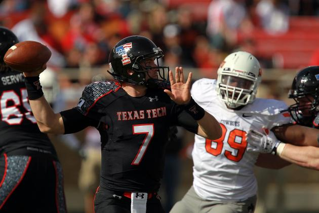 Debate: Does Texas Tech Have a Realistic Shot at Winning the Big 12?