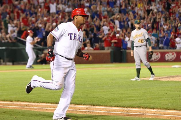 Dramatic Win Puts Rangers in Great Spot