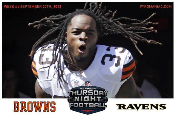Fantasy Football Week 4: Cleveland Browns vs. Baltimore Ravens