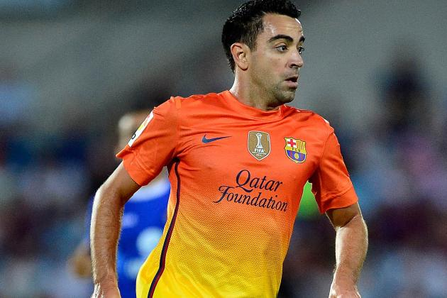 Xavi Agent Confident of New Barcelona Deal