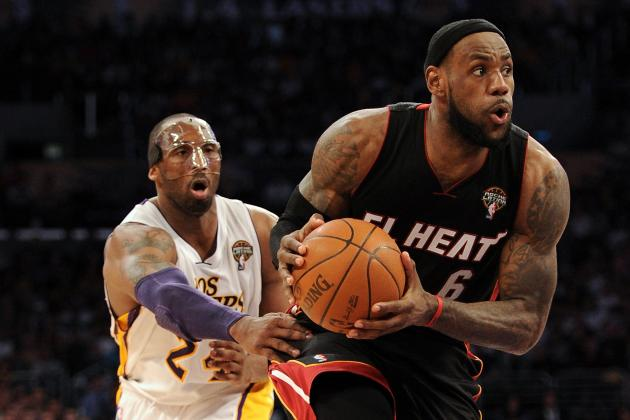 Breaking Down Where Miami Heat Hold Advantage over L.A. Lakers